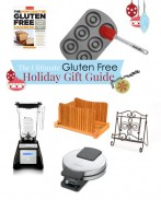 The Ultimate Gluten Free Holiday Gift Guide | 25 Gluten Free Gift Ideas! {OneCreativeMommy.com}